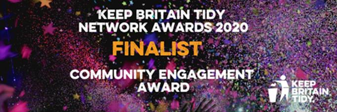 community engagement award nomination