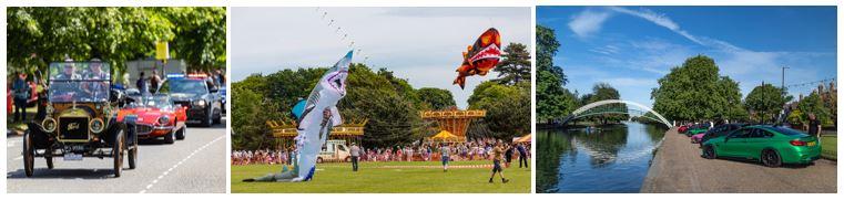 Bedford Kite and Motoring Festival